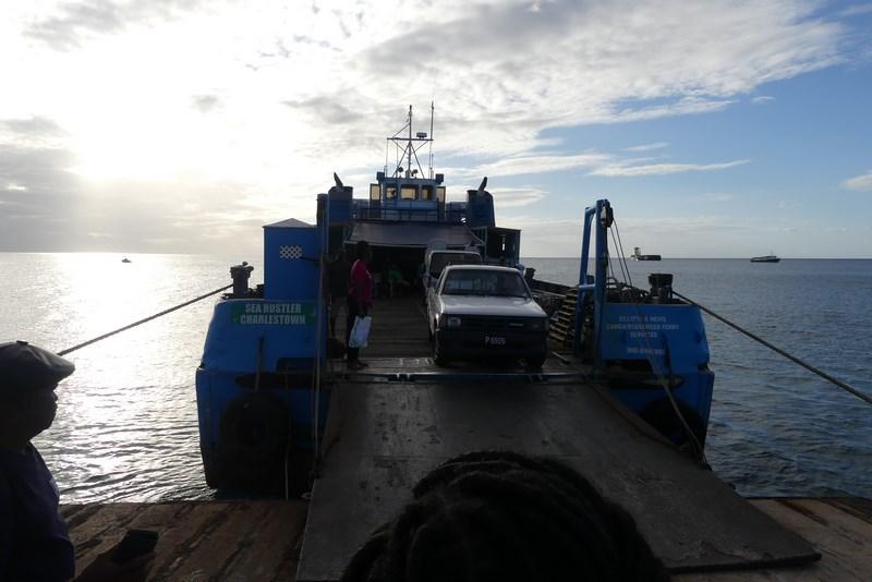 Ferry Nevis St. Kitts