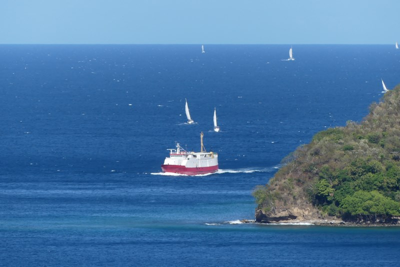 Ferry Bequia Kingstown