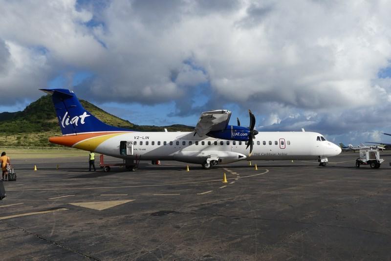 LIAT St. Kitts