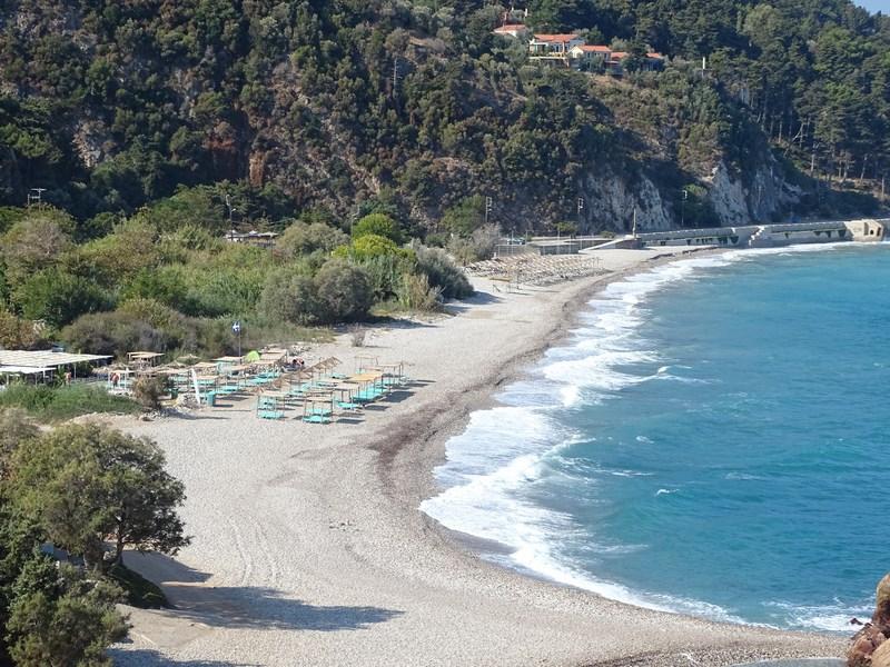 Potami beach Samos