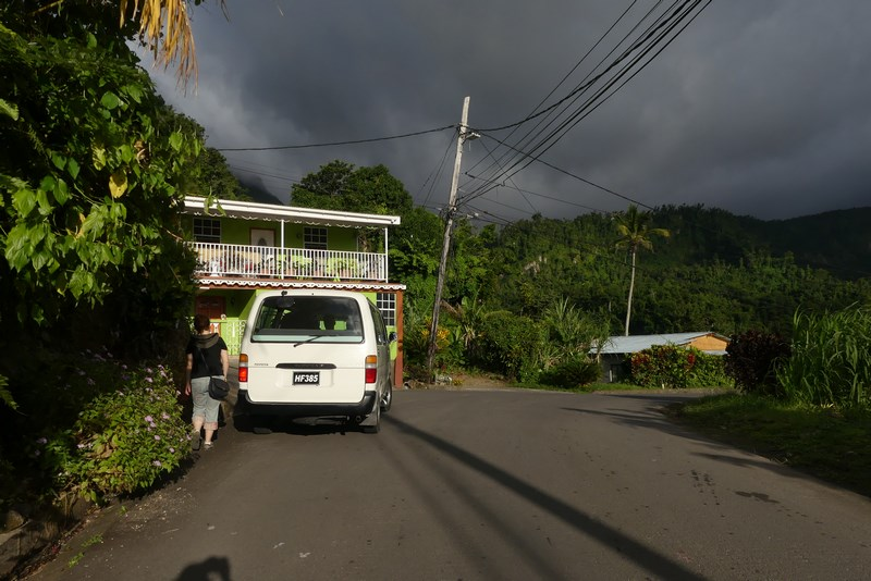 Transport public Dominica