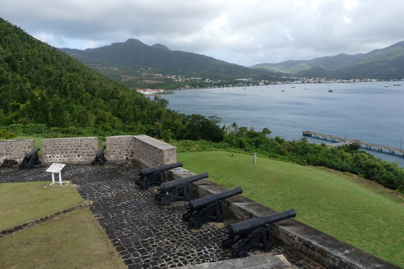 Fort Shirley Dominica