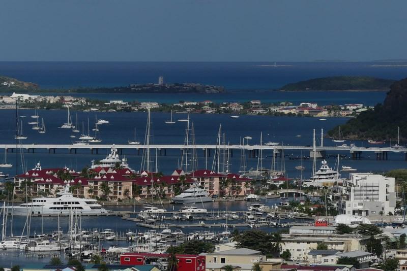 Panorama St. Maarten