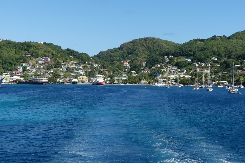 Good bye Bequia