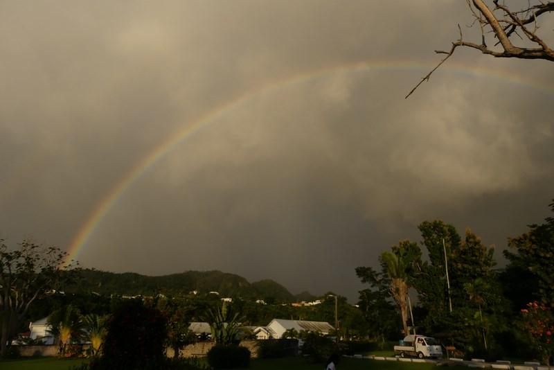 Curcubeu Roseau Dominica
