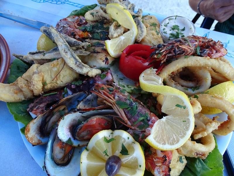 Anema by the Sea taverna