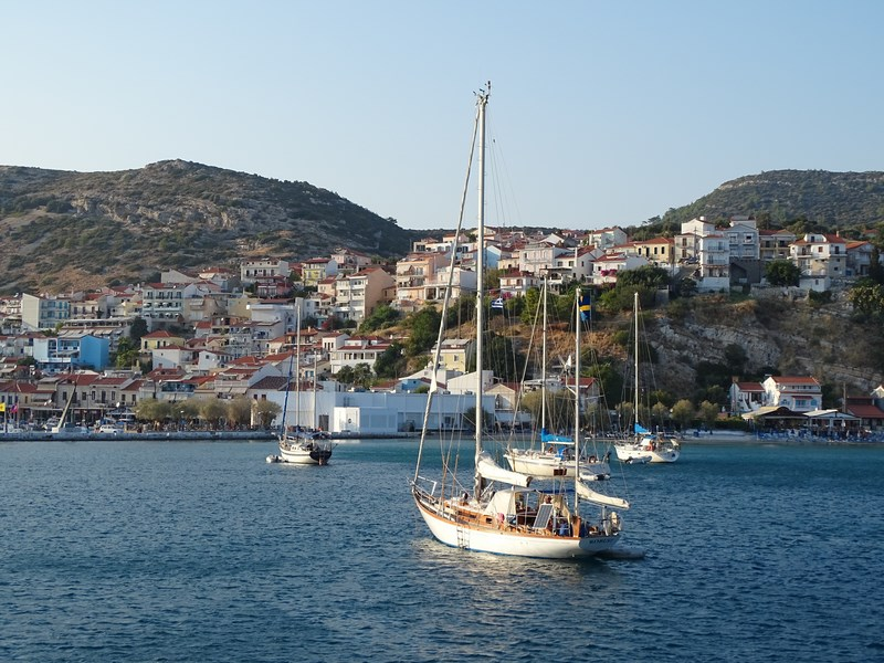 Pitagoreio Samos Grecia