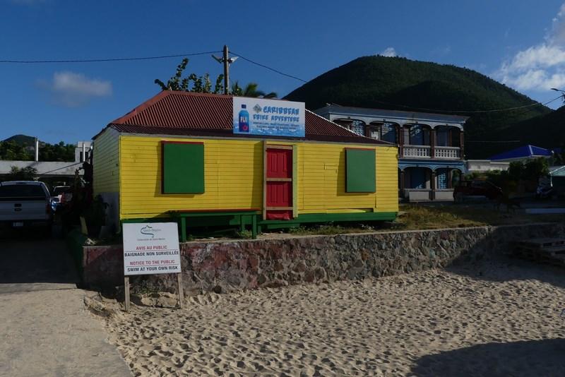 . Case caraibene in St. Maarten