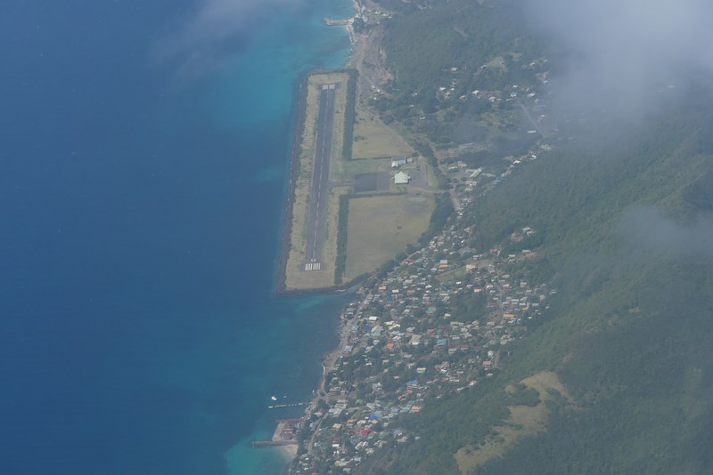 Bequia airport
