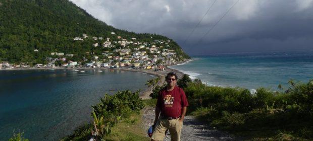 Scotts Head Dominica Caraibe