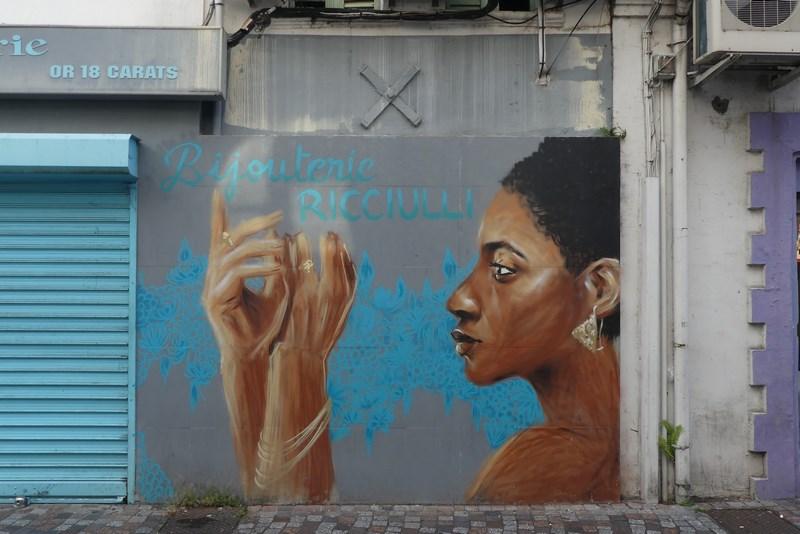 Grafitti Martinique
