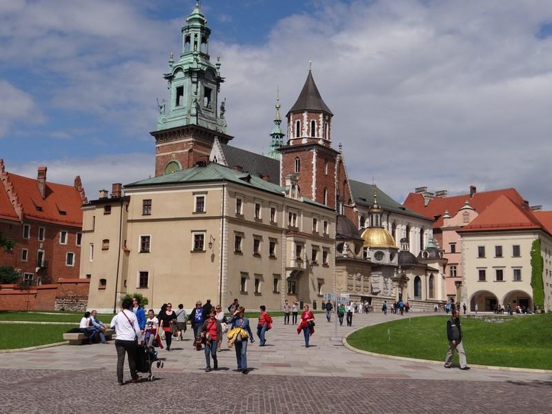 Palatul Wawel Cracovia