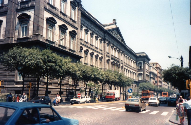 Universitatea Napoli