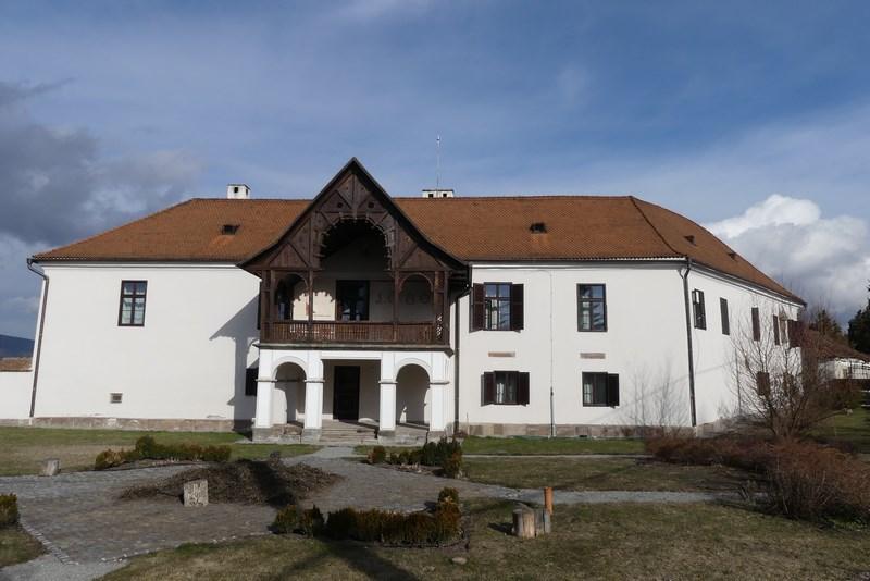 . Castel Daniel Talisoara