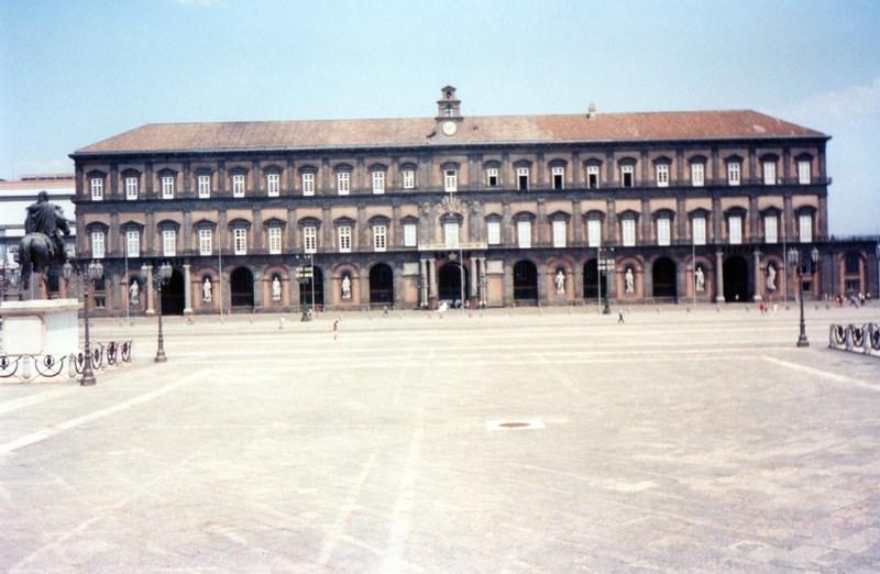 Palatul Regal Napoli