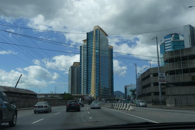 Autostrada Trinidad Tobago