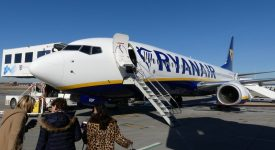 Ryanair Stansted Nimes
