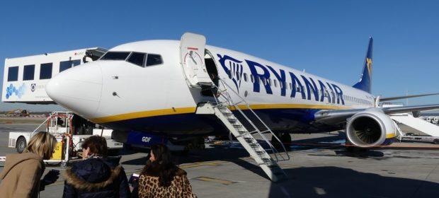 Ryanair Stansted Nimes
