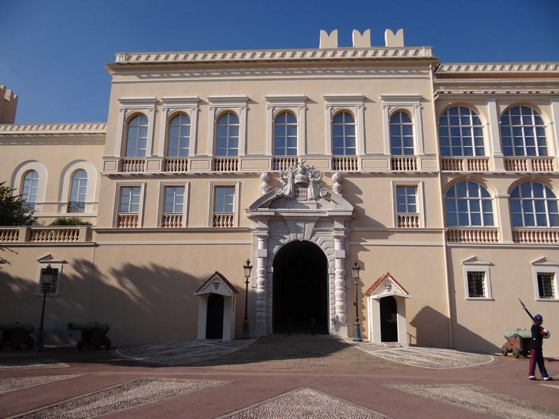 Palatul princiar Monaco