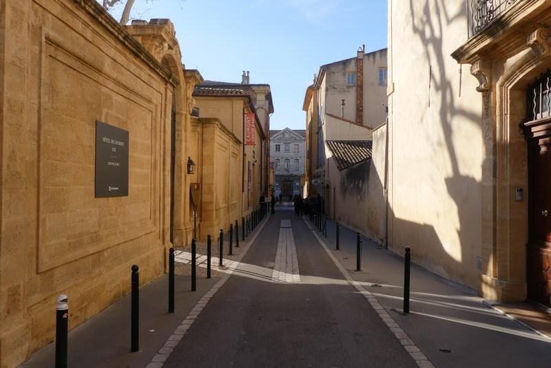 Cartier Mazarin Aix en Provence