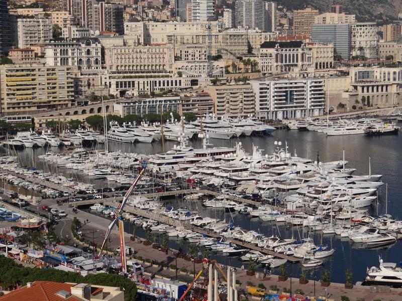 Port yahturi Monaco