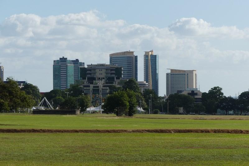 Savannah Port of Spain