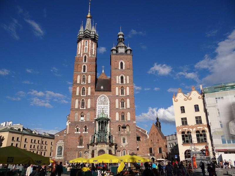 Biserica Sf. Maria Cracovia