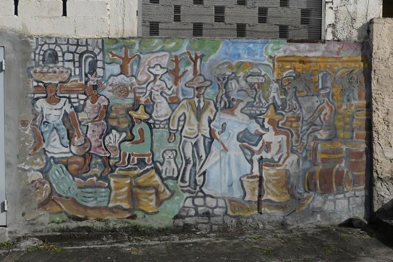 Grafitti St Pierre