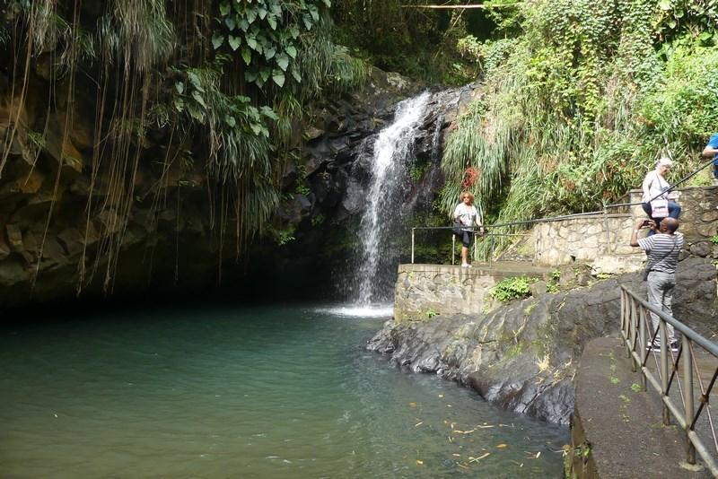 Annadale Waterfall Grenada