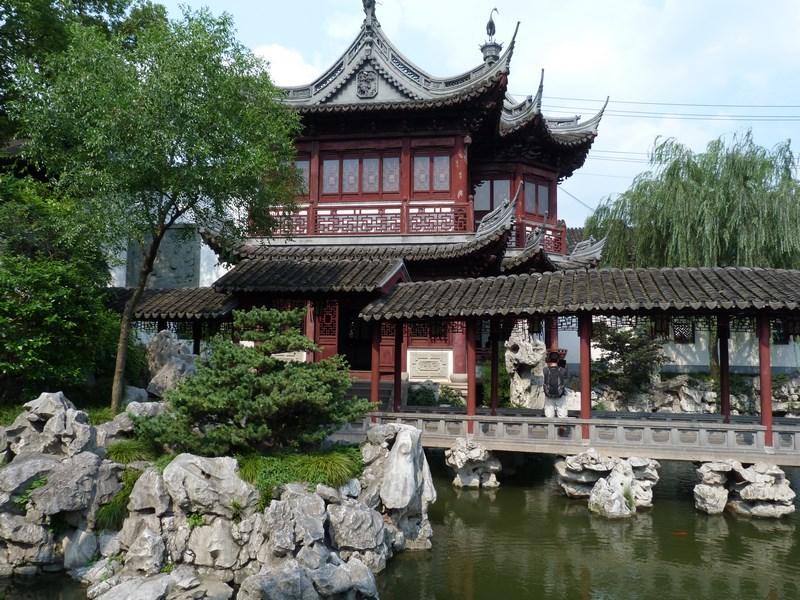 Gradina Yu Shanghai