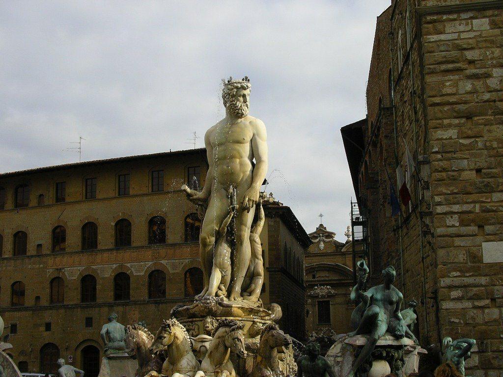 Statuie Firenze