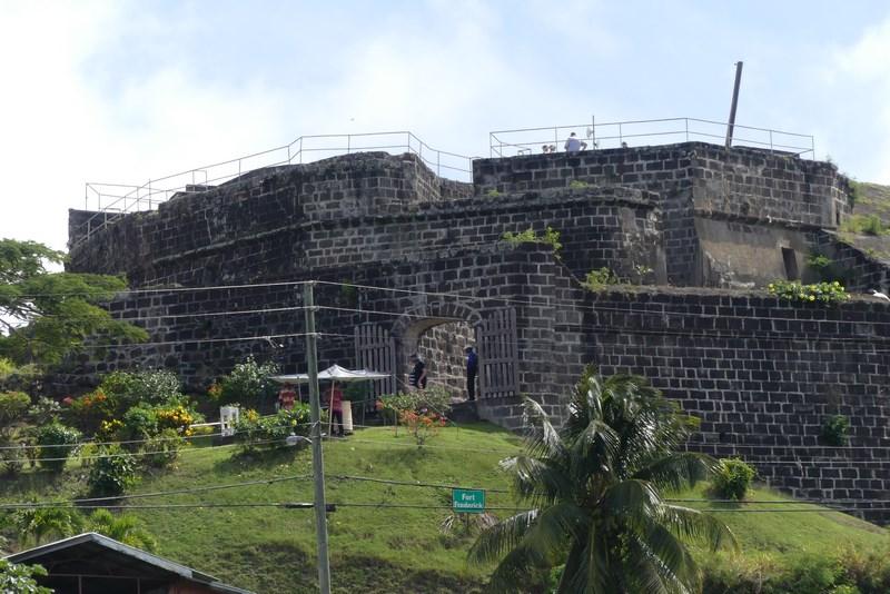 Frederick Fort Grenada