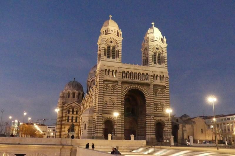 Catedrala Major Marseille