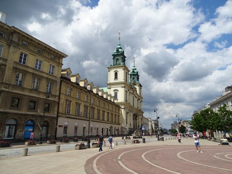 . Strada Regala Varsovia