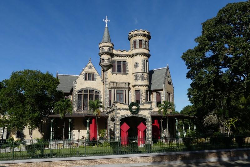 Magnificent Seven Port of Spain