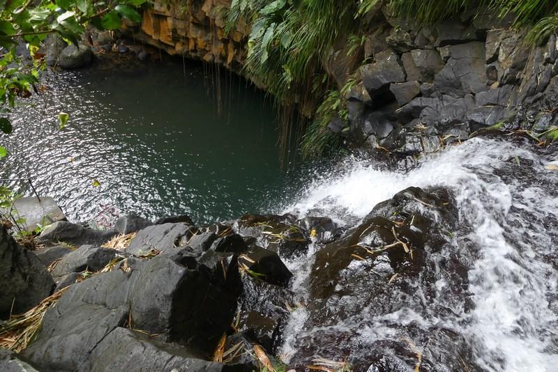 de pe cascada