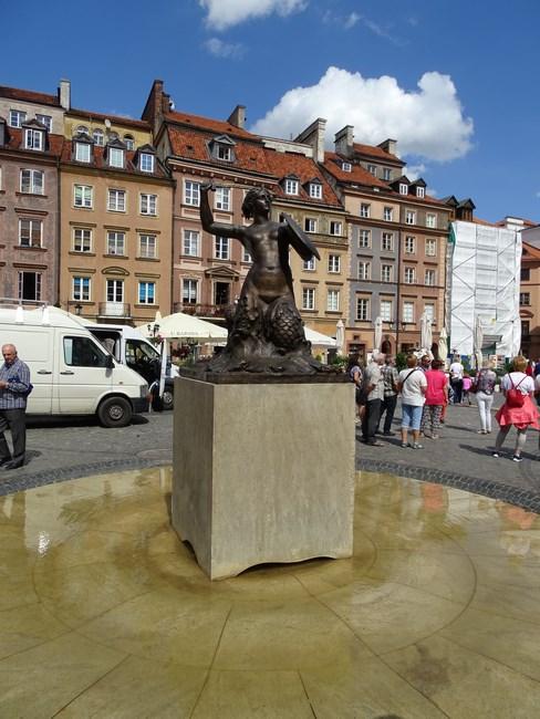 . Sirena din Varsovia