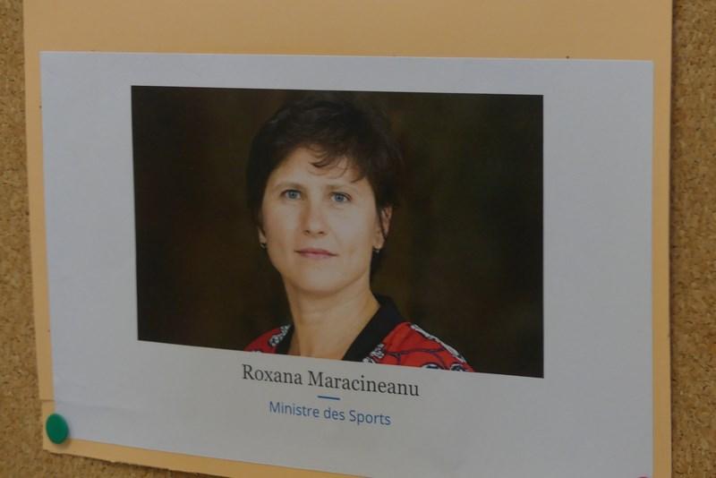 Ministru sporturilor Franta
