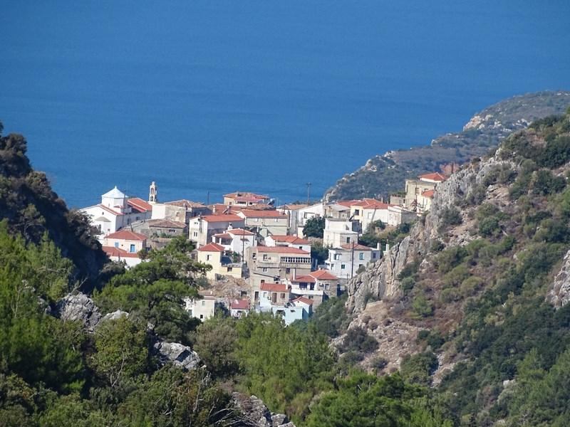 Panorama Samos