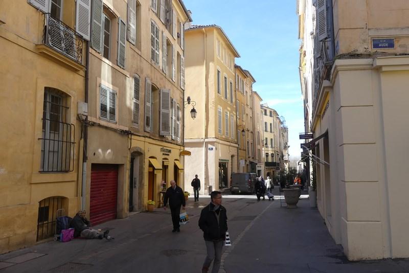 Strazi Aix en Provence