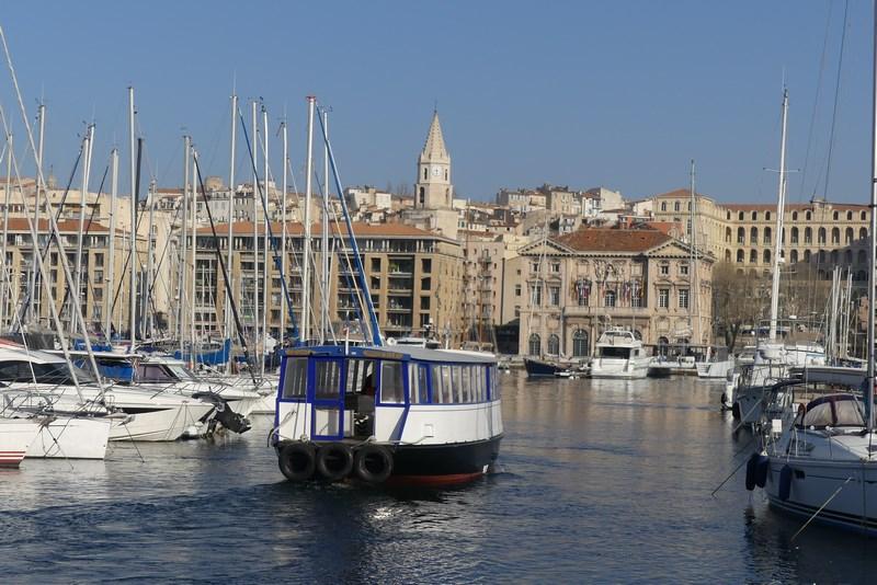 Ferry Marseille