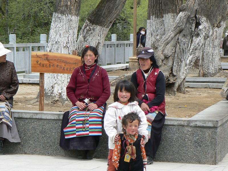 Tibetance goale
