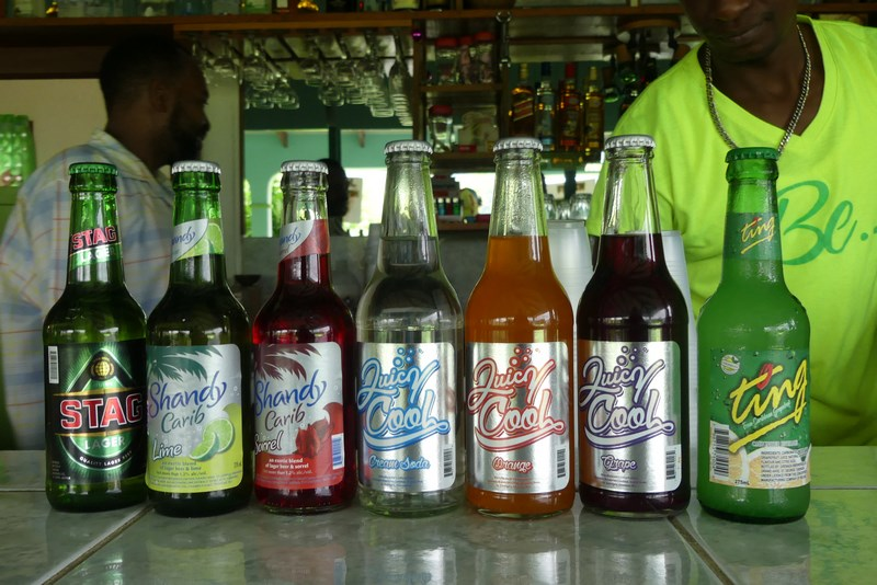 Soft drinks Grenada