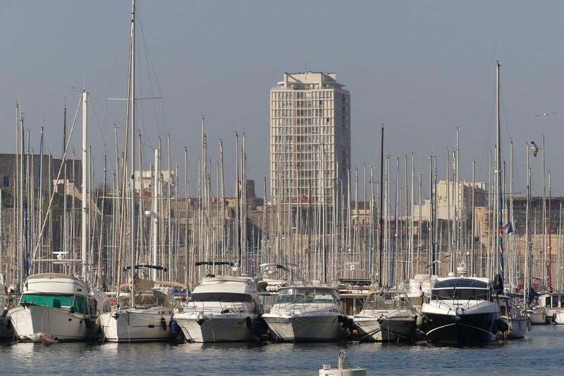 . Port Marseille