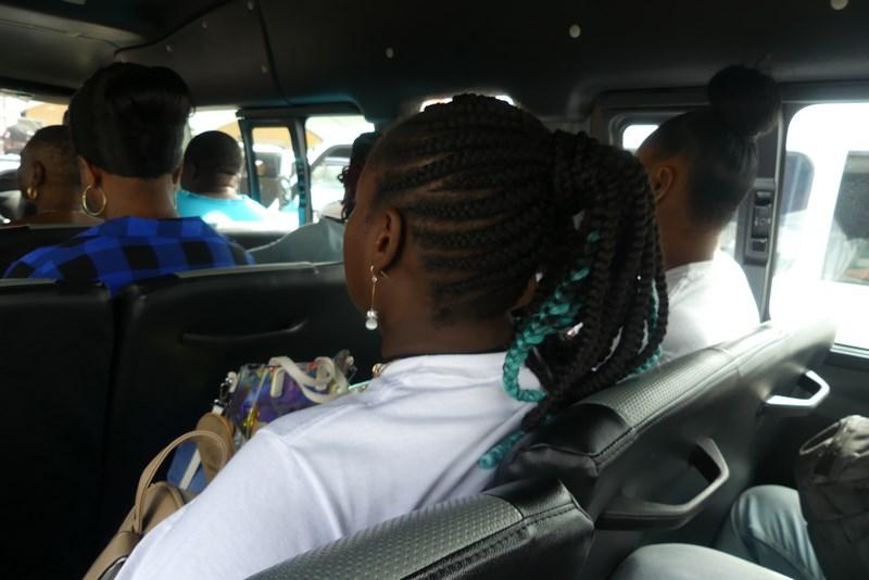 Coafura caraibeana