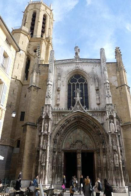 Catedrala Aix en Provence
