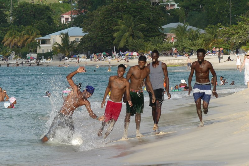 Fotbal Grenada