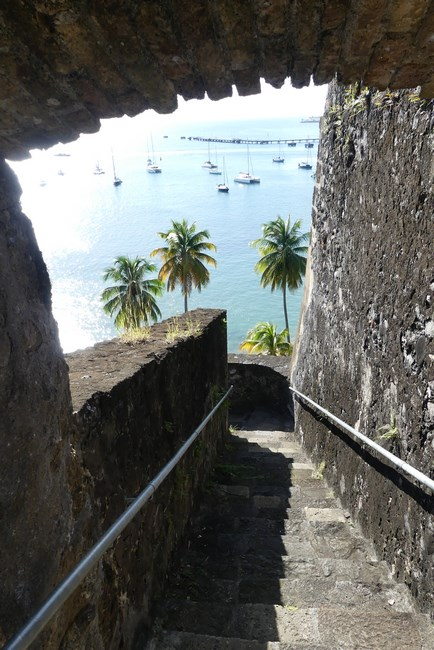 Fort St. Louise Fort de France