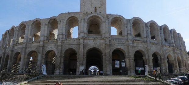 Amfiteatrul roman Arles