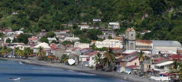 Martinique St Pierre